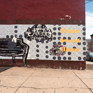 A Place to Call Home, Shira Walinsky, Ernel Martinez. Photo by Steve Weinik