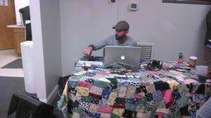 DJ, Photo by Latasha Billington