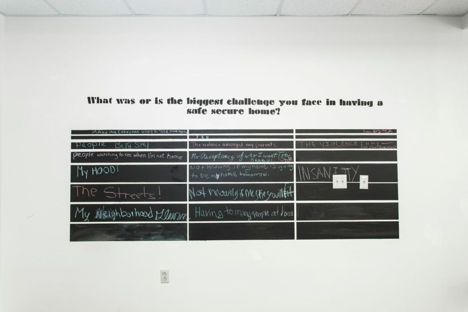 Blackboard by Shira Walinsky