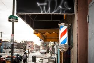 Lancaster Ave. Photo by Steve Weinik